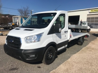 Ford -Transit-automento Budapest